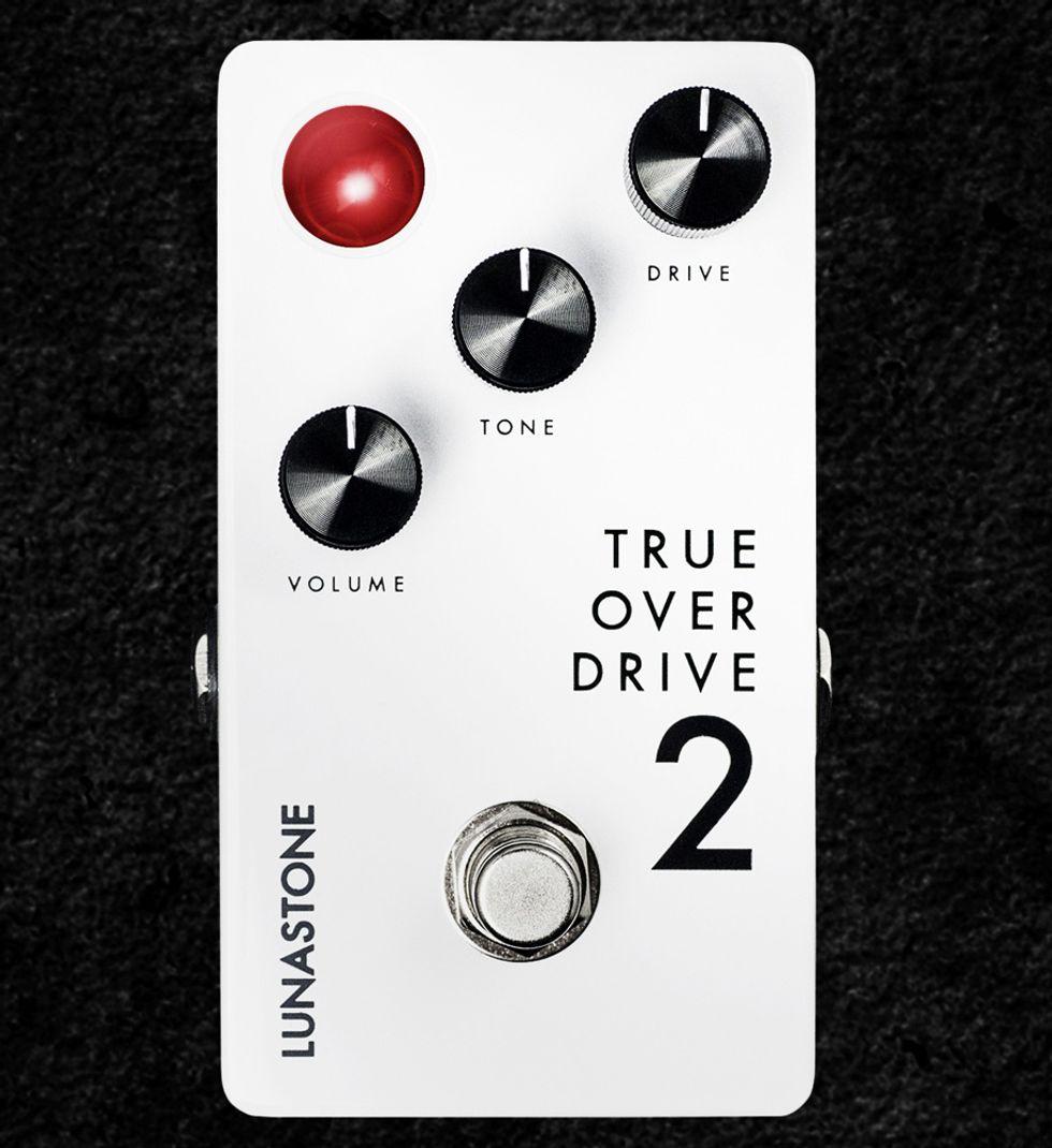 lunastone debuts trueoverdrive 2 premier guitar. Black Bedroom Furniture Sets. Home Design Ideas