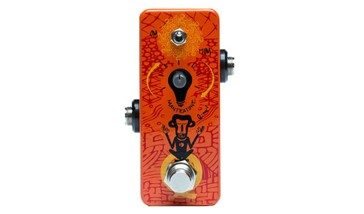 F-Pedals Introduces the PunQmonk Envelope Filter