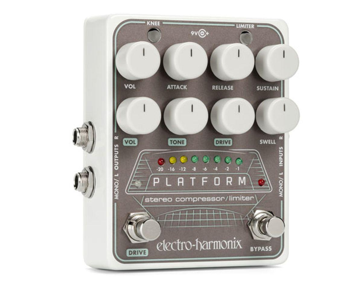 Electro-Harmonix Releases the Platform