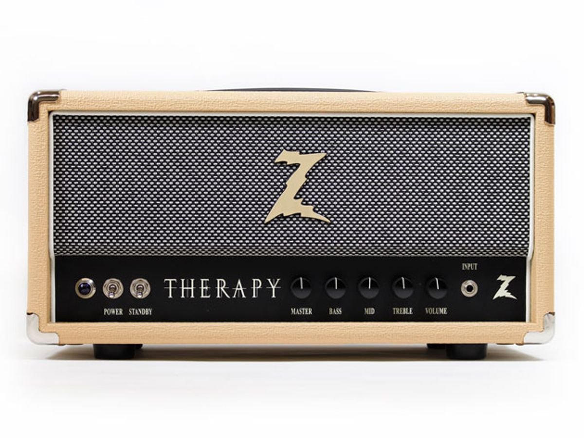 Dr. Z Amps Introduces the Therapy