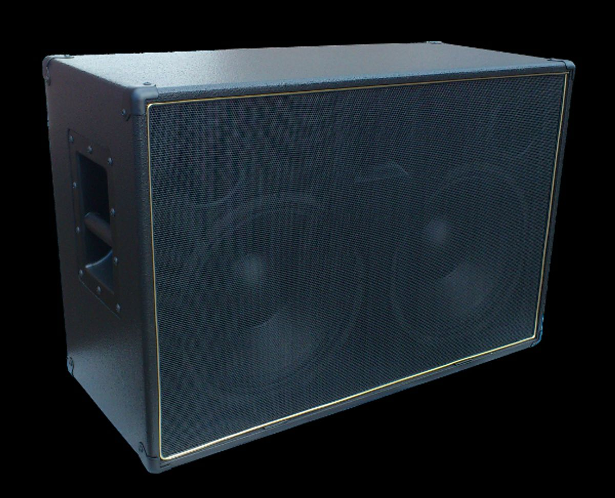 Matrix Amplification Announces FR212 Cab