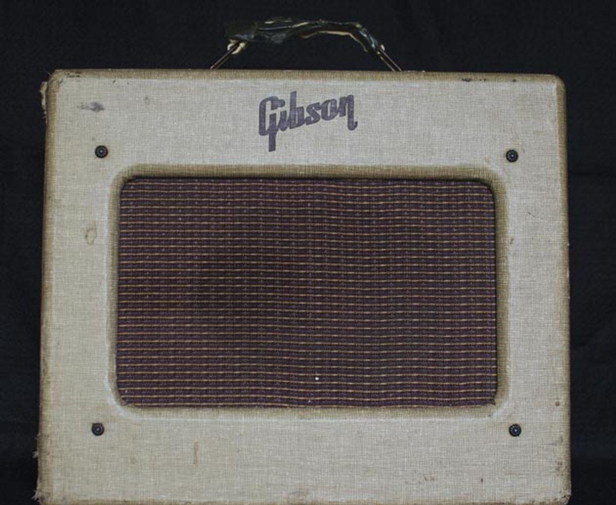Undervalued Gear: The Gibson Les Paul Junior GA-5 Amplifier