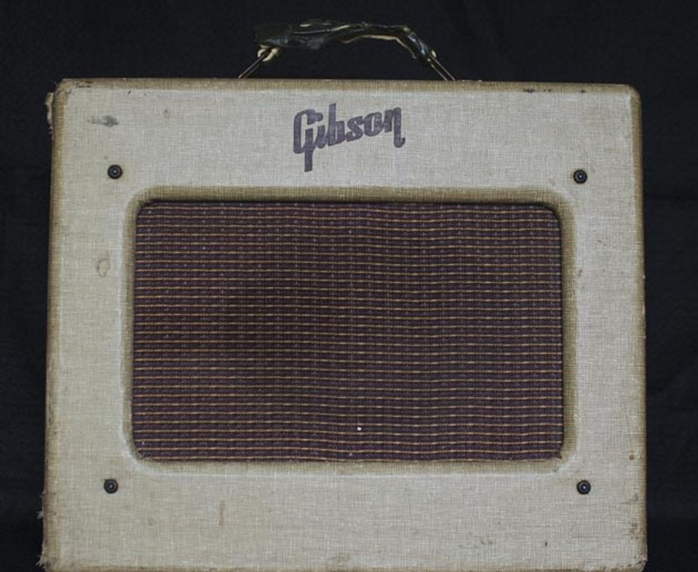 Fender Tweed Amp >> Undervalued Gear: The Gibson Les Paul Junior GA-5 Amplifier | Premier Guitar