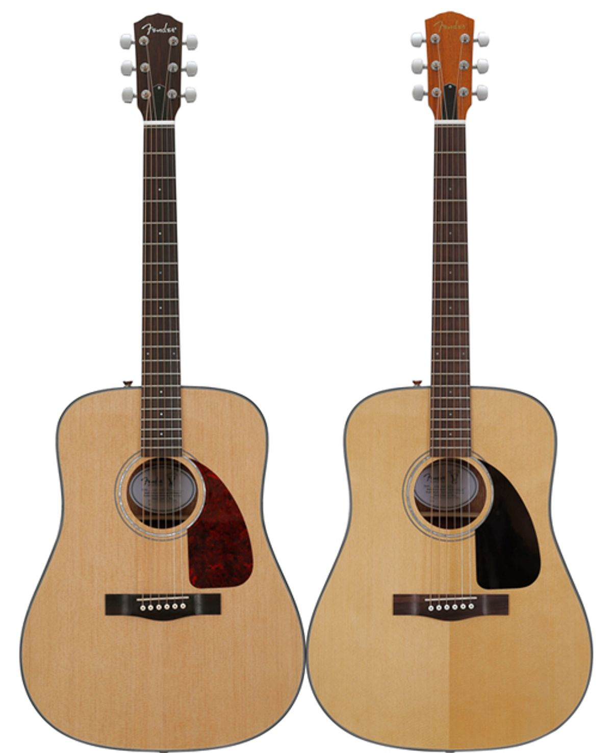 Fender Releases Acoustic Guitars Fit for Travelers