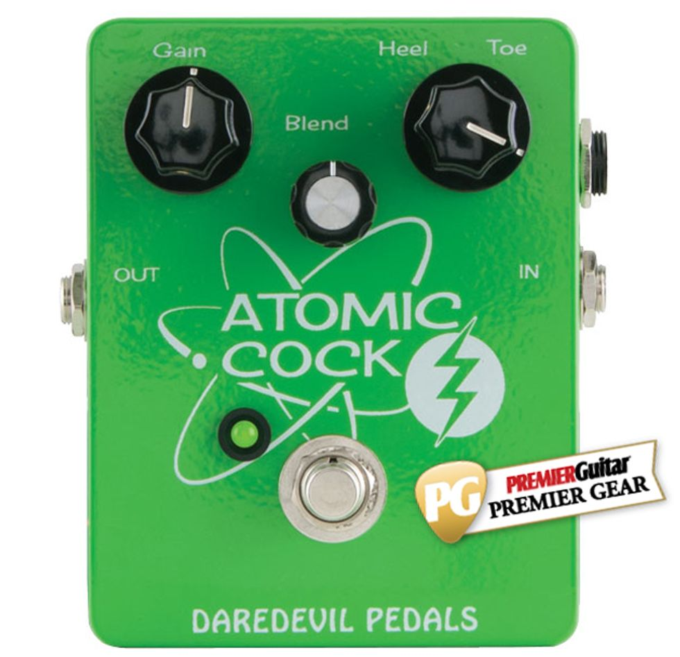 Daredevil Pedals Atomic Cock Review | Premier Guitar