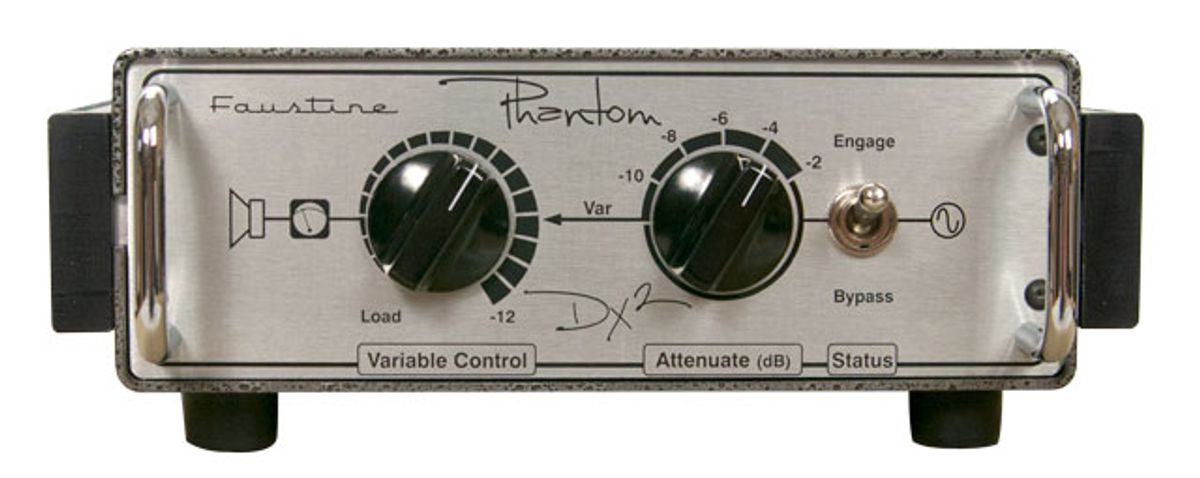 Faustine Phantom Dx2 Attenuator Review