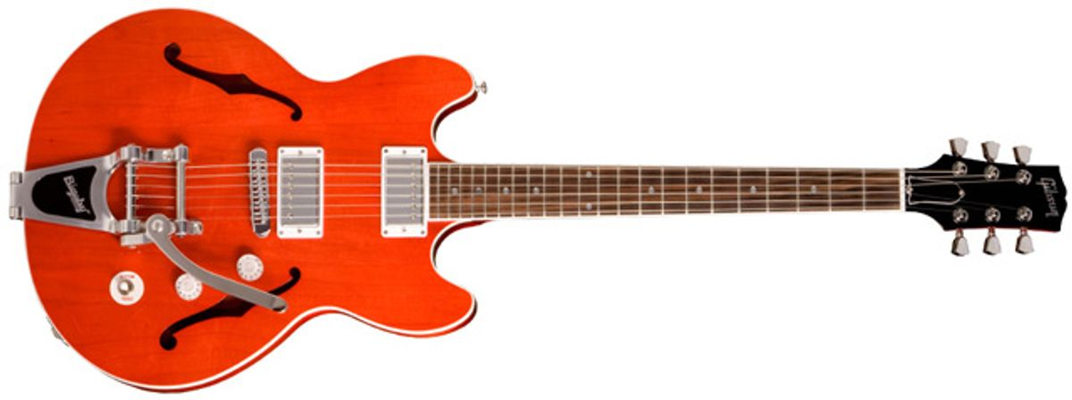 Gibson Announces Midtown Standard With Bigsby