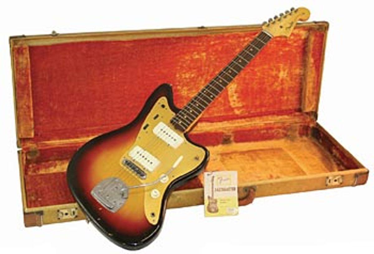 1959 Fender Jazzmaster #38876