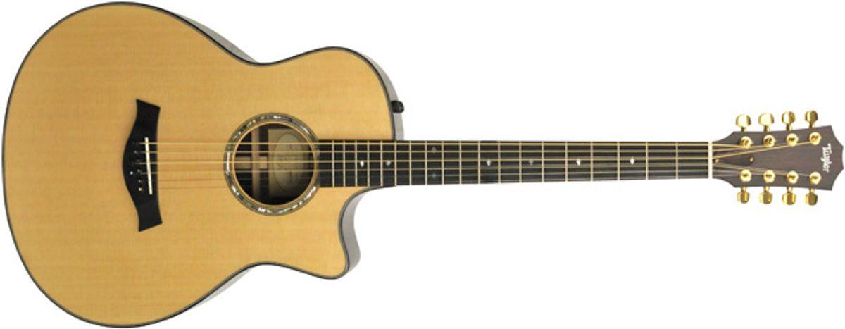 Taylor Baritone 8-String Acoustic Guitar Review