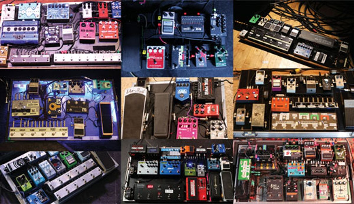 All-Star Pedalboards 2015