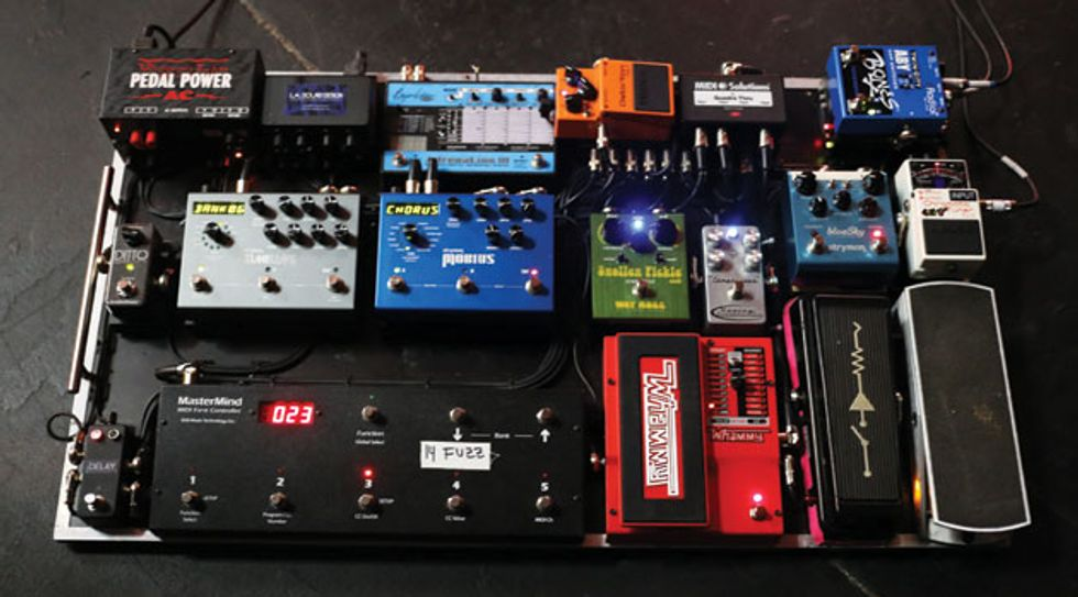 all star pedalboards 2015 premier guitar. Black Bedroom Furniture Sets. Home Design Ideas