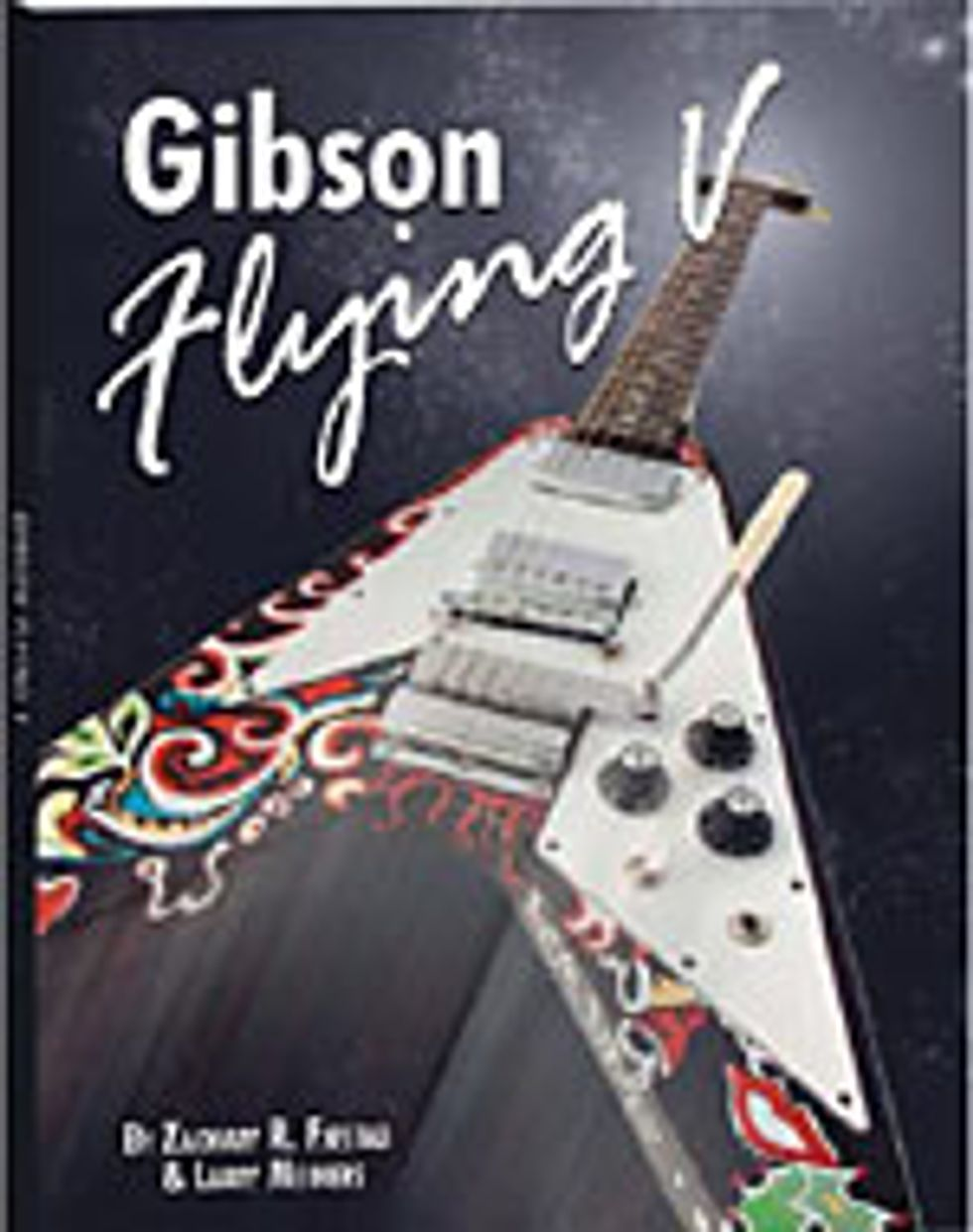 The Gibson Flying V Reference Book