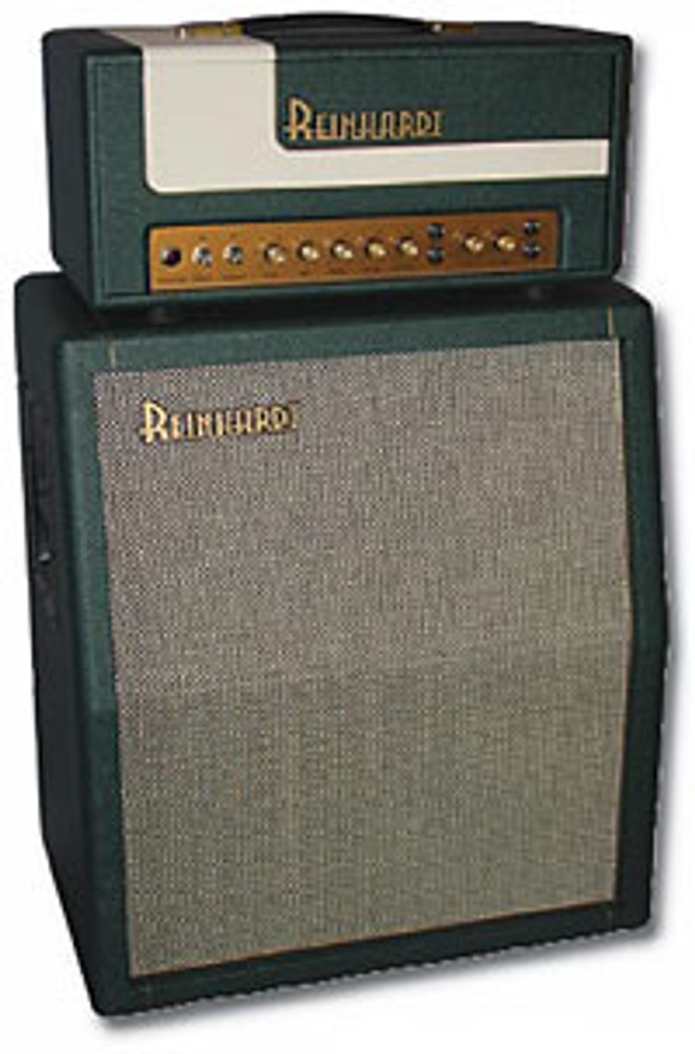 Reinhardt Amps 18 Head