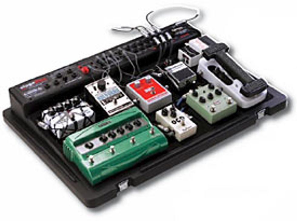 SKB Stagefive Professional Pedalboard