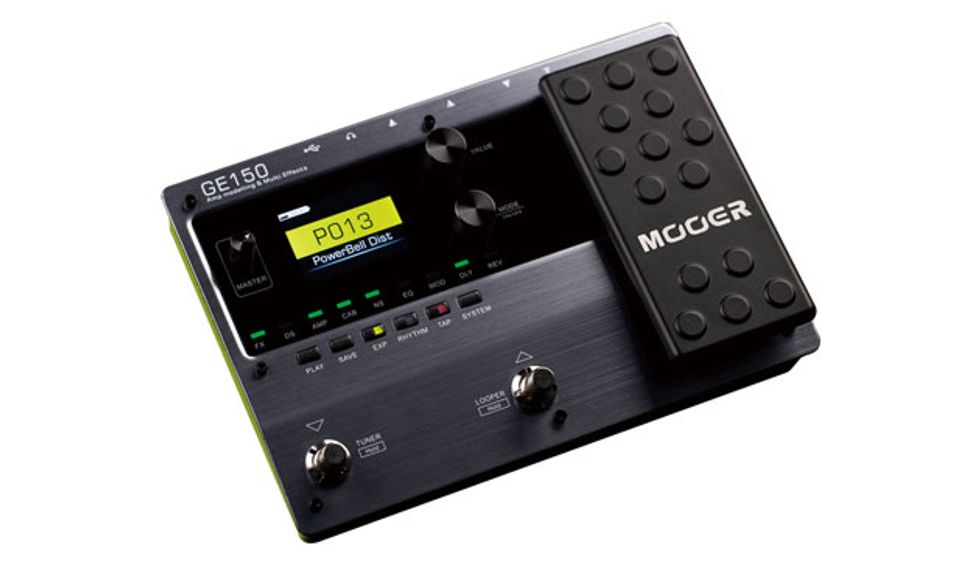 Mooer Unveils the GE150