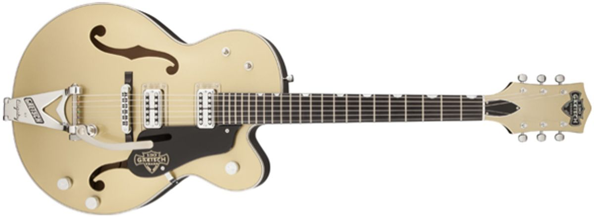 Gretsch Introduces the Custom Shop G6118T 130th Anniversary Electric Guitar