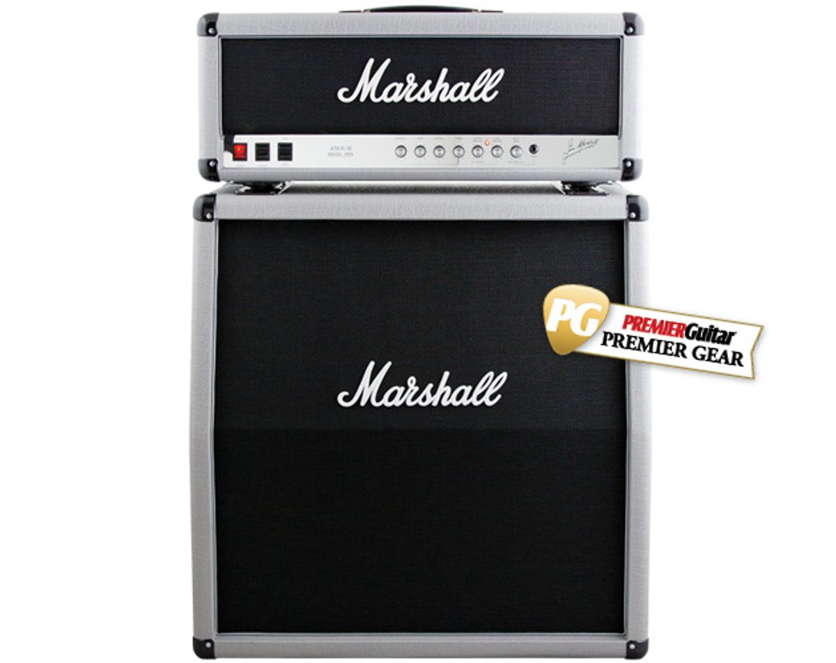 Marshall JCM 25/50 2555X Silver Jubilee Review
