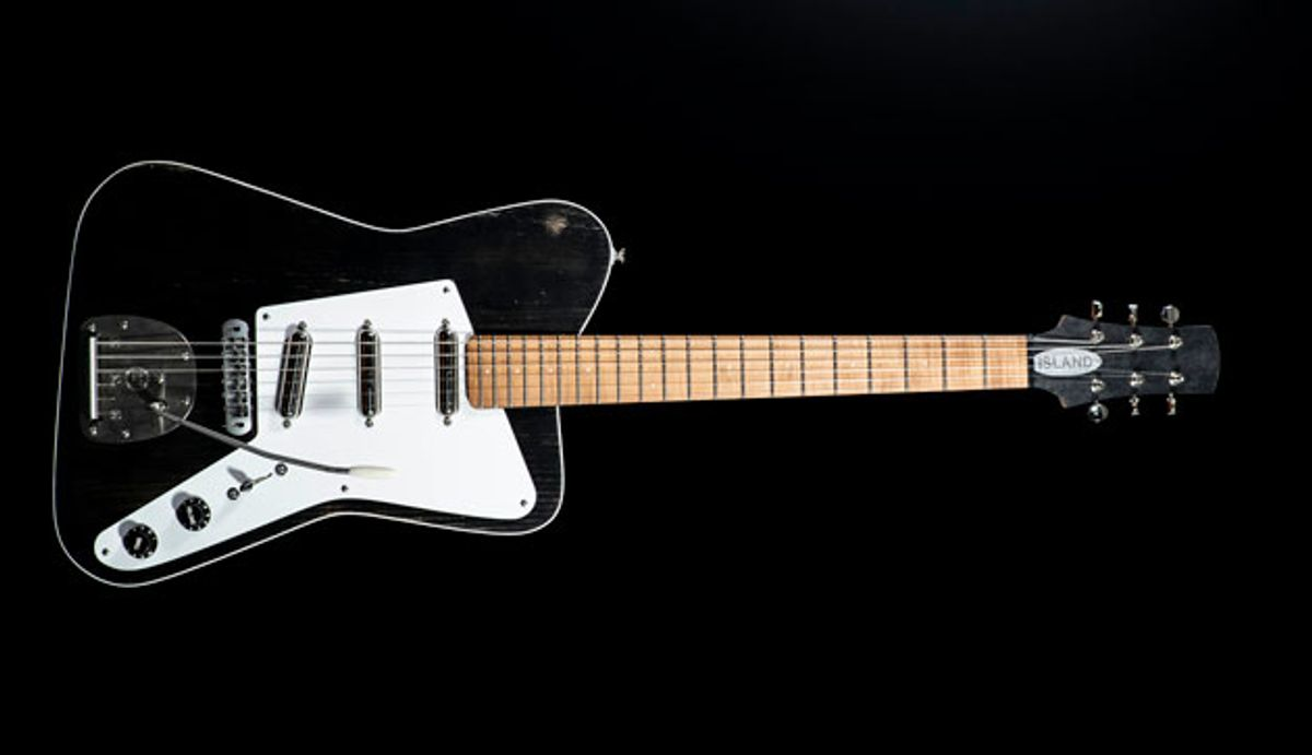 Island Instruments Unveils the Galo