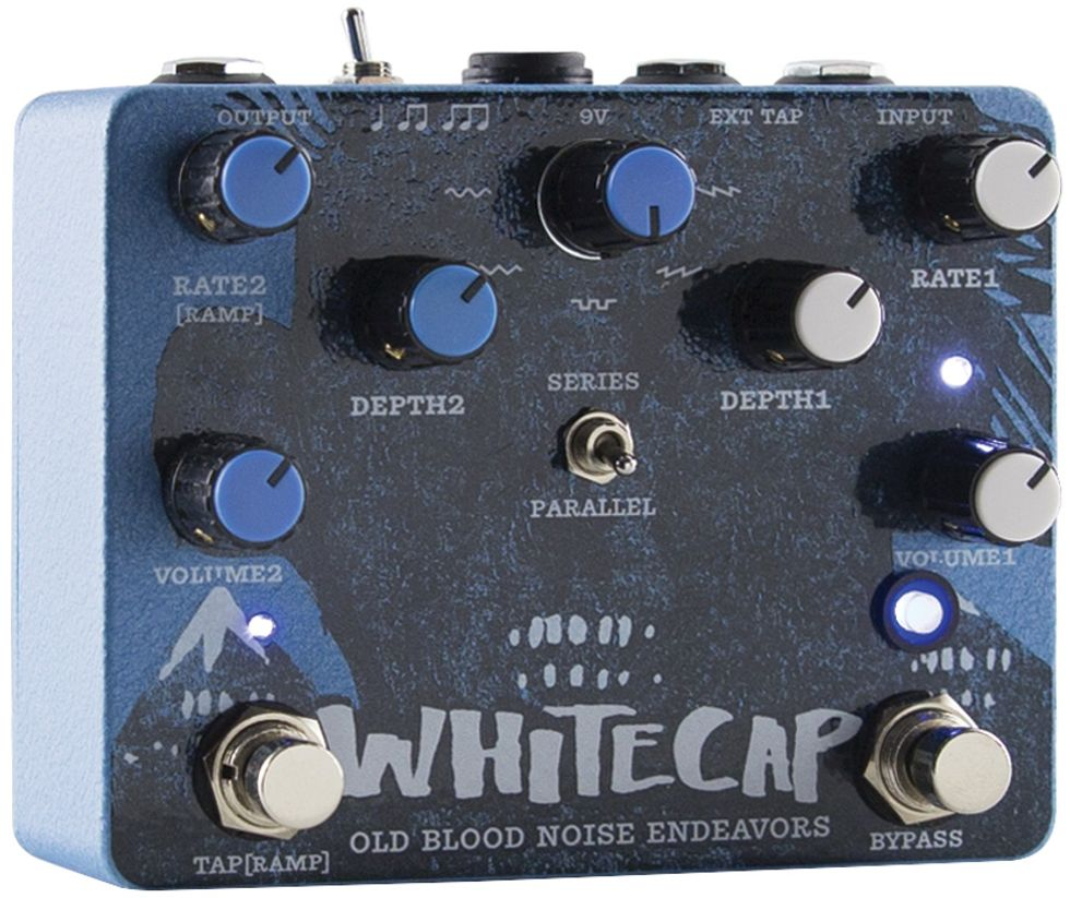 OBNE Whitecap - homepage