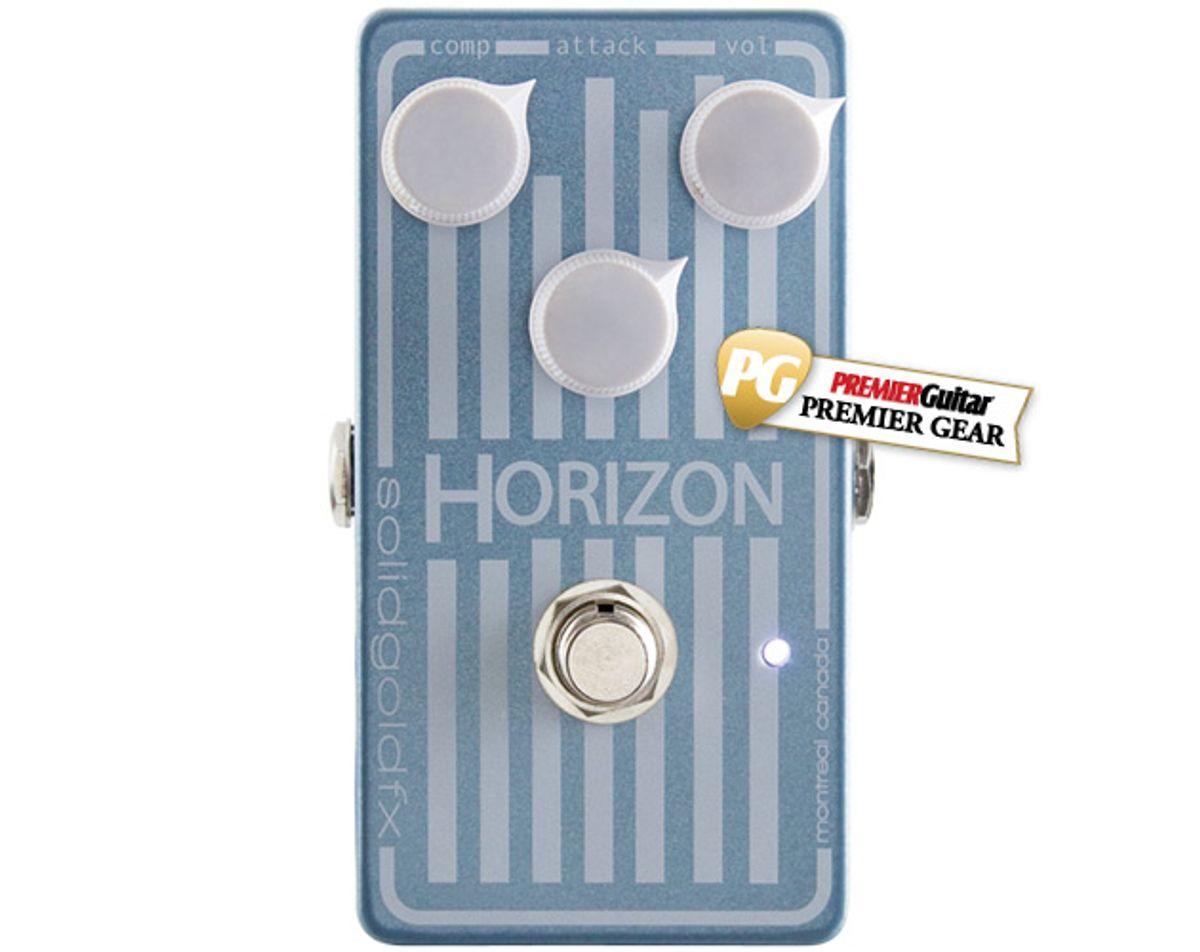 SolidGoldFX Horizon Compressor Review