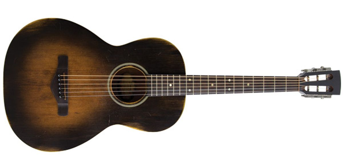 Quick Hit: Ibanez AVN6 Review