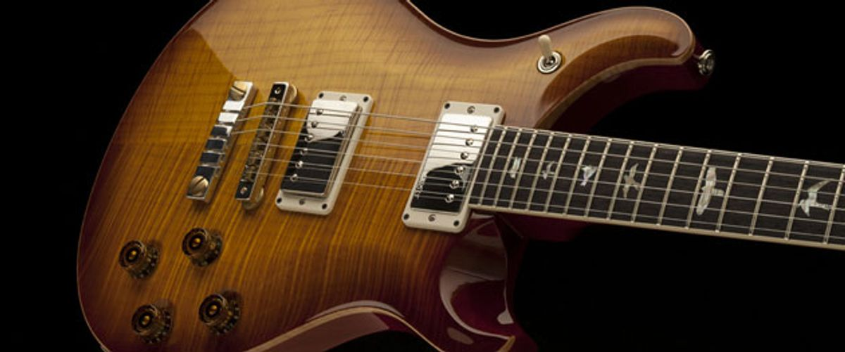PRS Guitars Introduces the McCarty 594