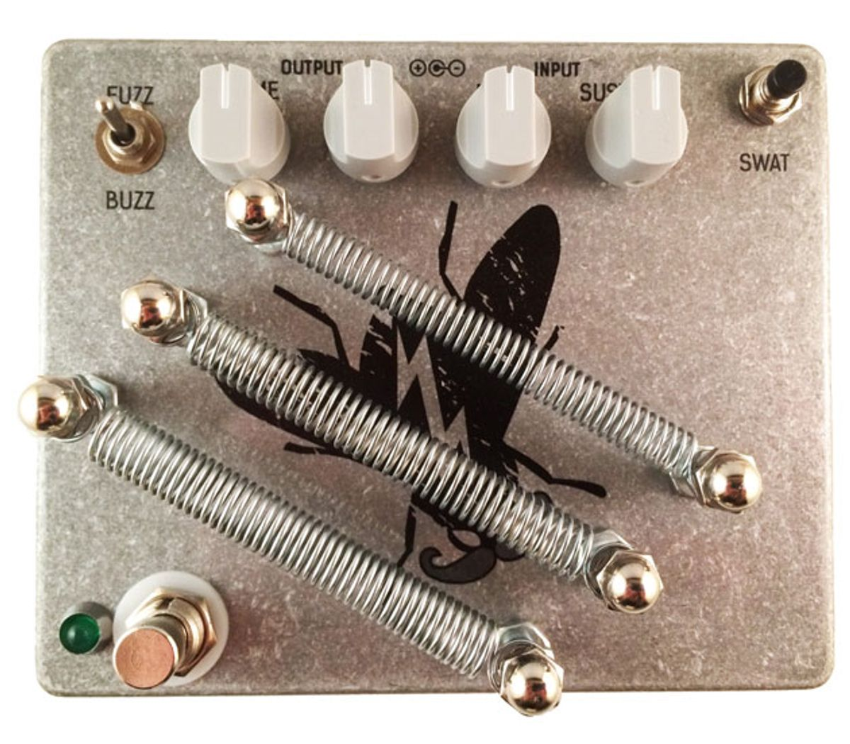 Fuzzrocious Pedals Introduces the Greyfly