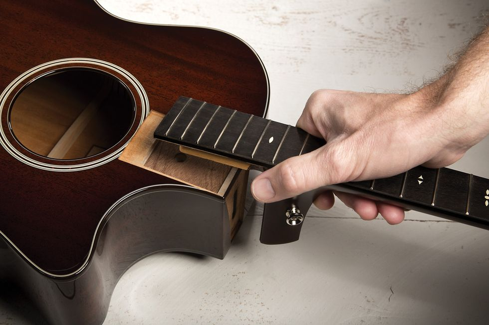 Acoustic Soundboard: The Perils of Time | Premier Guitar