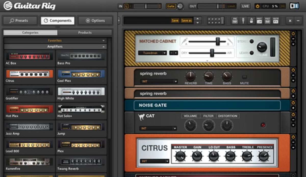 The Recording Guitarist: Subvert the Virtual Guitar Rig!