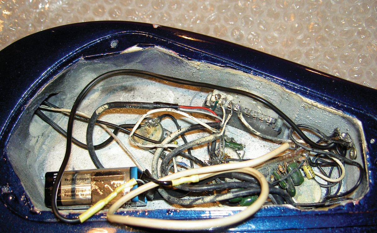 Bass Bench: Horror Stories from the Repair Shop