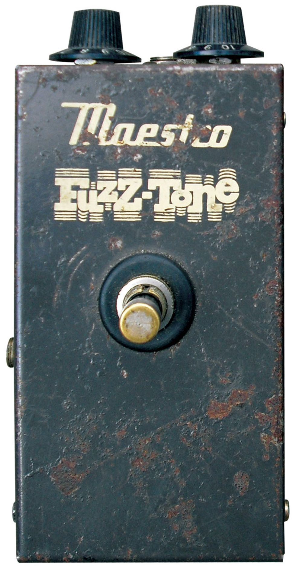 Face The Fuzz A Beginners And Skeptics Guide To Pedals Box In Fact Keith Richards Famed Riff On I Cant Get No Satisfaction Was Supposed Be Placeholder For