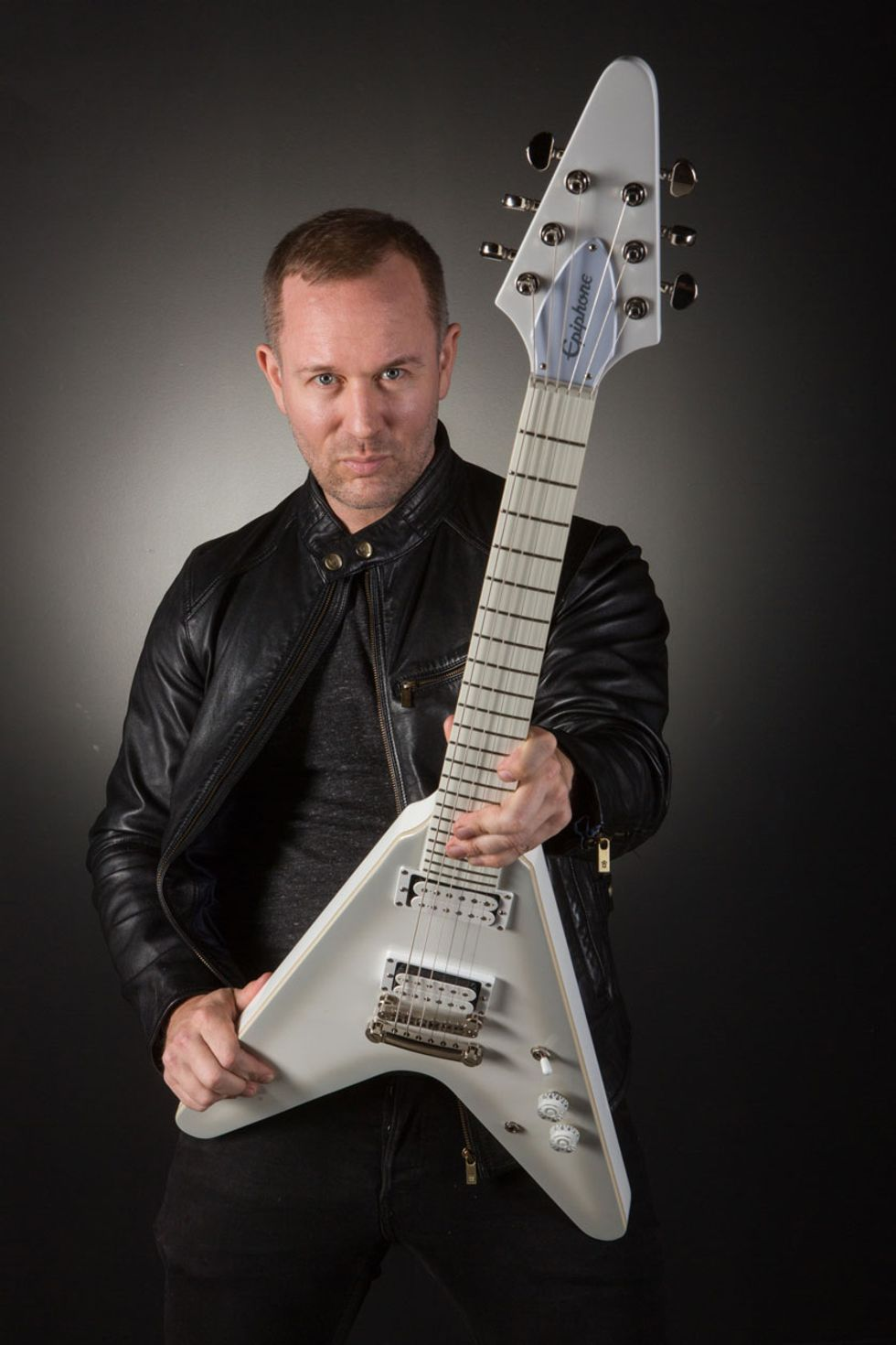 Brendon Small Sh T I Couldn T Do A Year Ago Premier Guitar