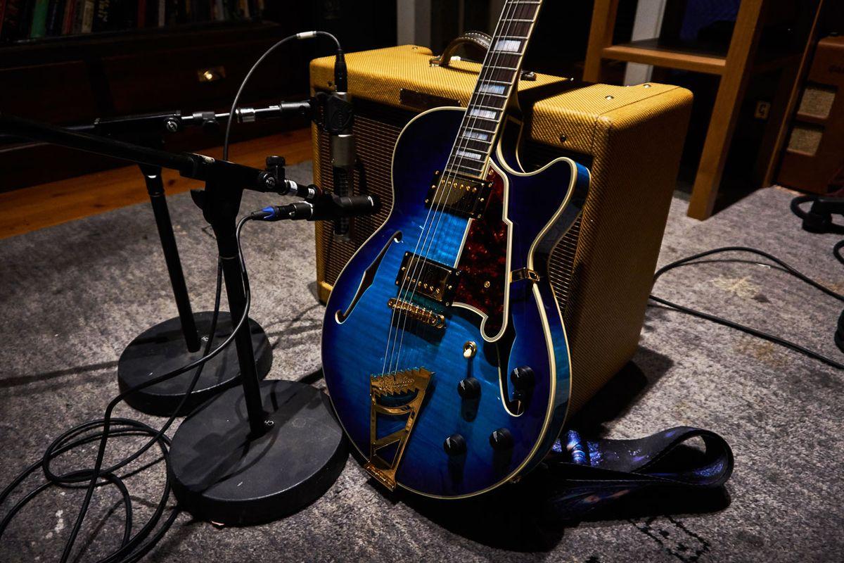 The Big Score: Cutting Guitar Tracks for TV