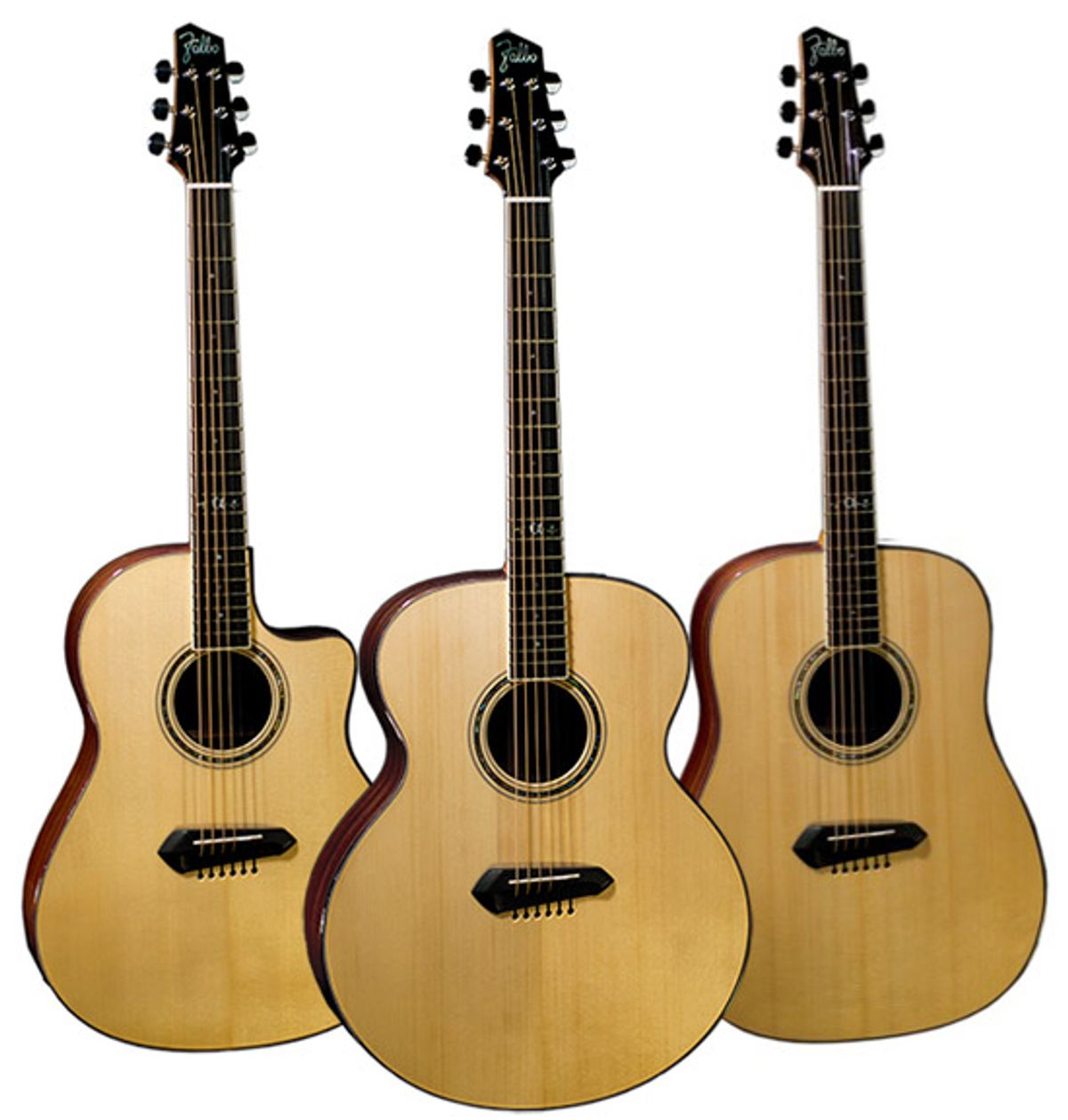 Falbo Guitars Launches with Alpha Series Acoustics