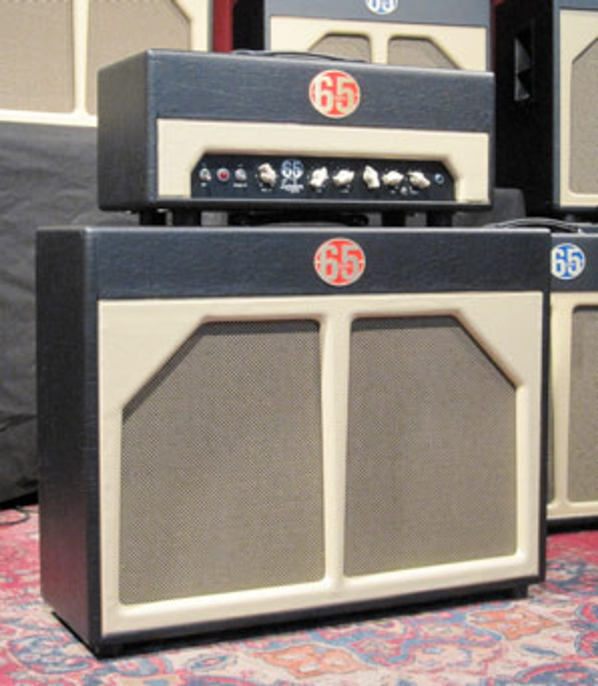 65Amps Introduces Red Line with London Pro