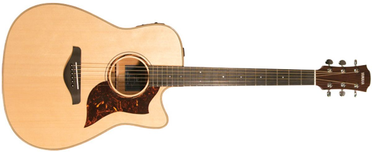 Yamaha A-Series A3M Acoustic Guitar Review