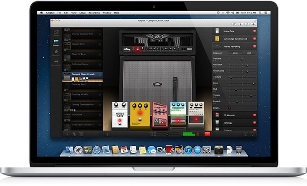 Agile Partners Launches AmpKit for Mac Users