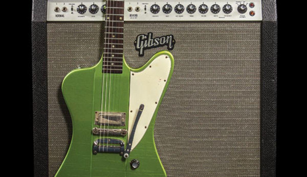 Vintage Vault: Gibson Firebird I Inverness Green