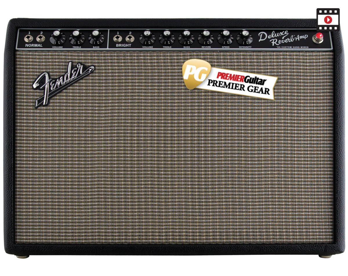 Fender '64 Custom Deluxe Reverb Review
