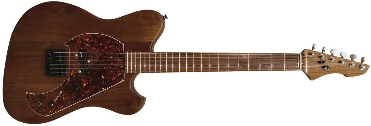 Reader Guitar of the Month: The Mule