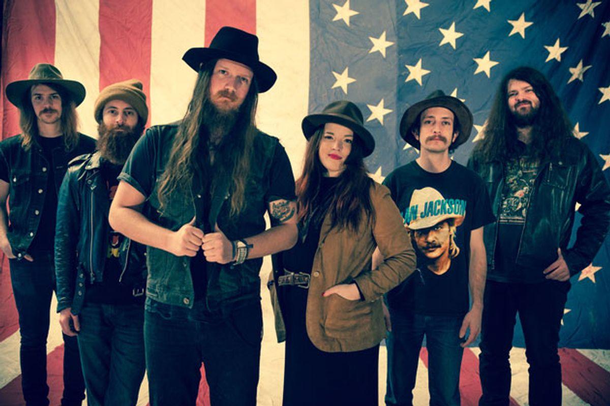 Banditos' Jeffery Salter: Let It Flow