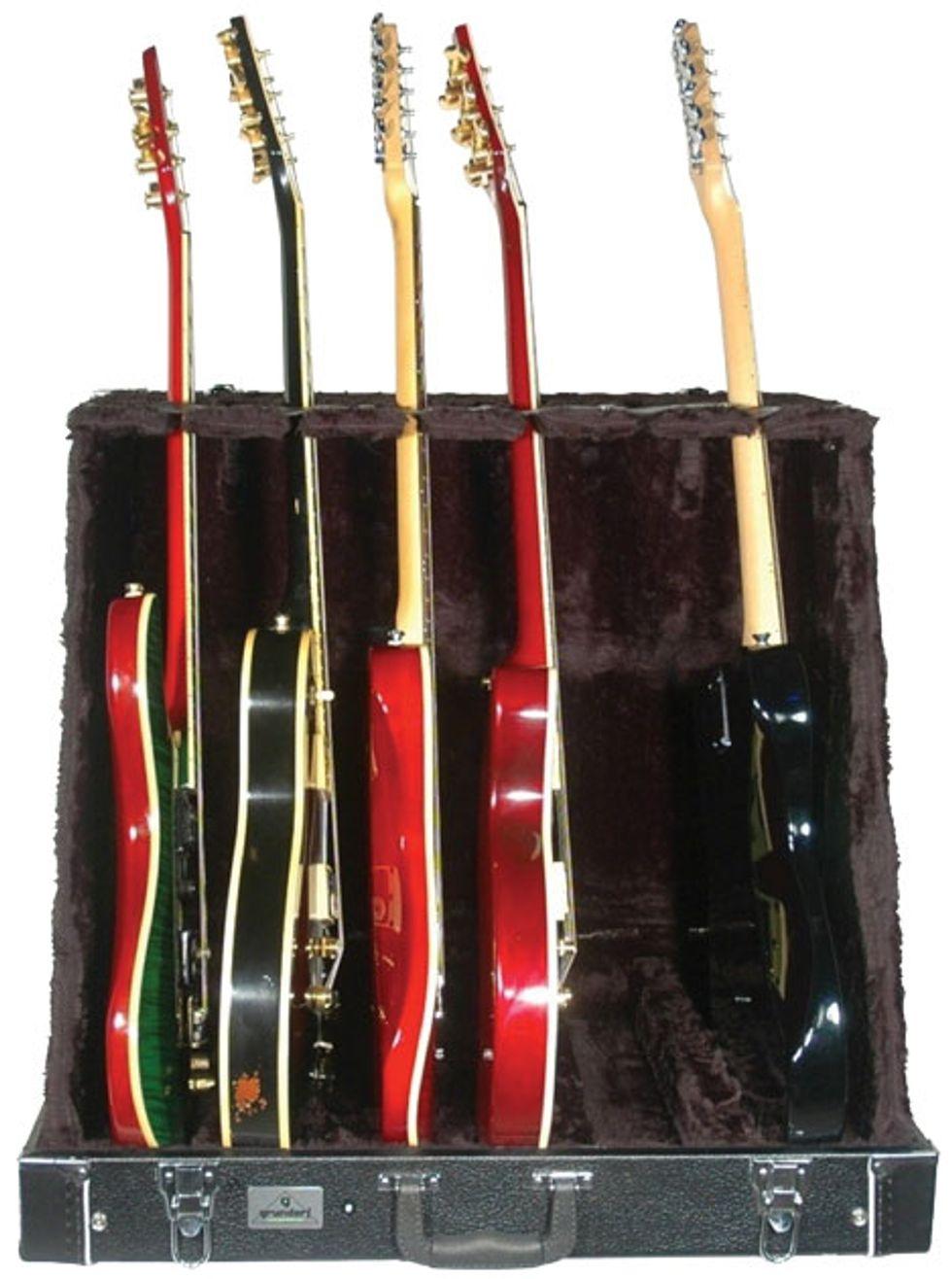 tools for the task multi guitar stands premier guitar. Black Bedroom Furniture Sets. Home Design Ideas