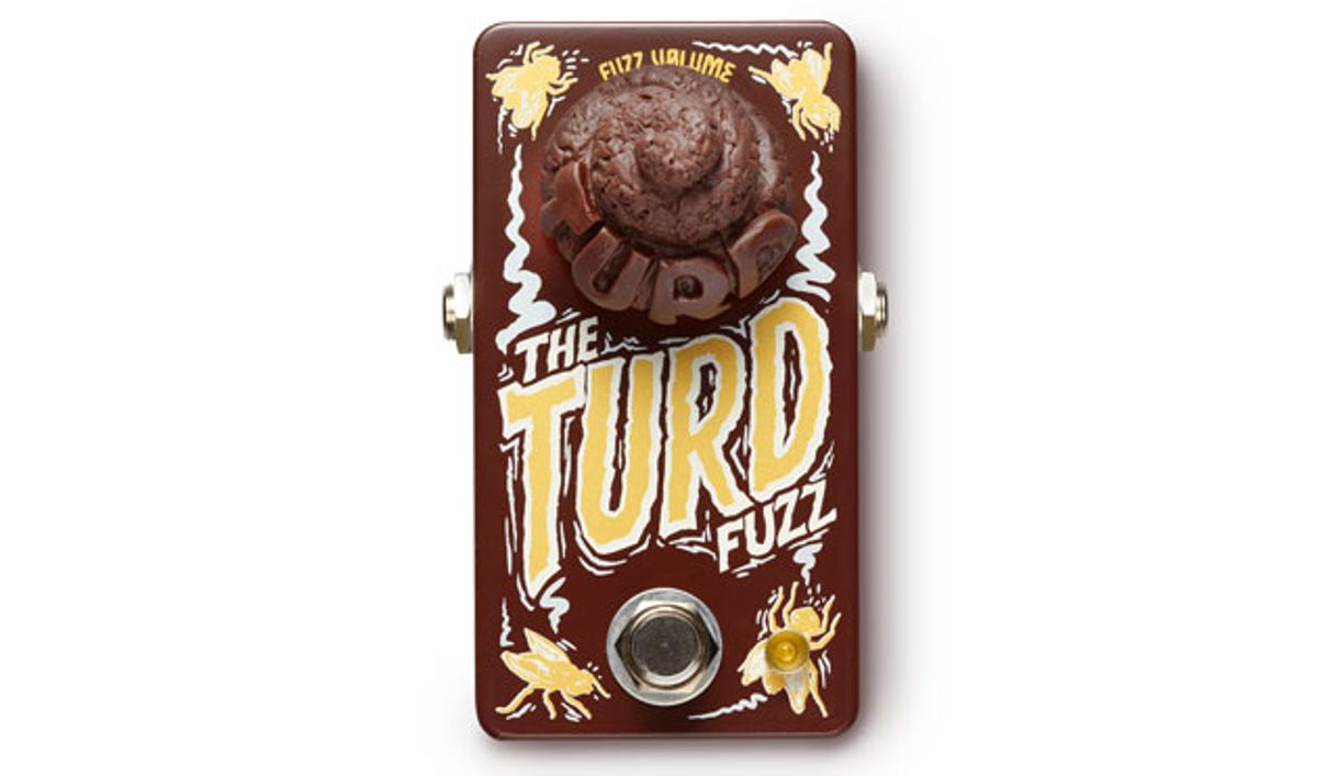 Dr. No Effects Releases the Mini Turd Fuzz