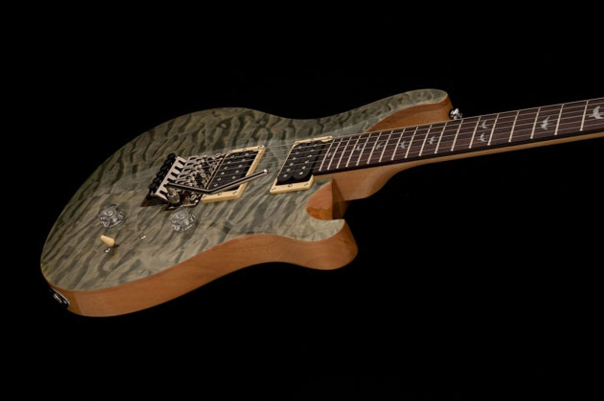 PRS Guitars Introduces Floyd Rose-Equipped 30th Anniversary SE Custom 24