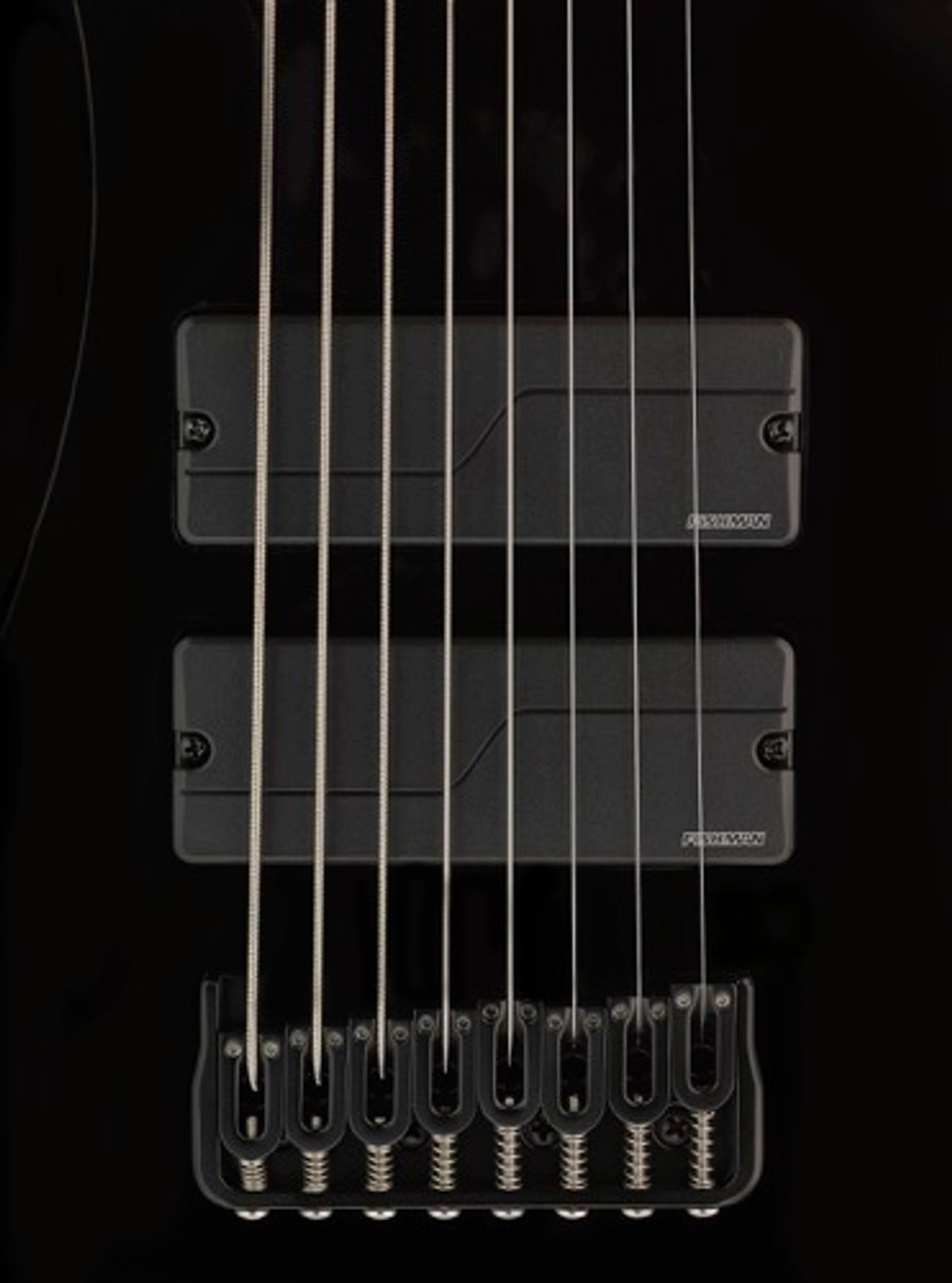 Fishman Unveils Fluence Modern 8-String Humbucker Pickup