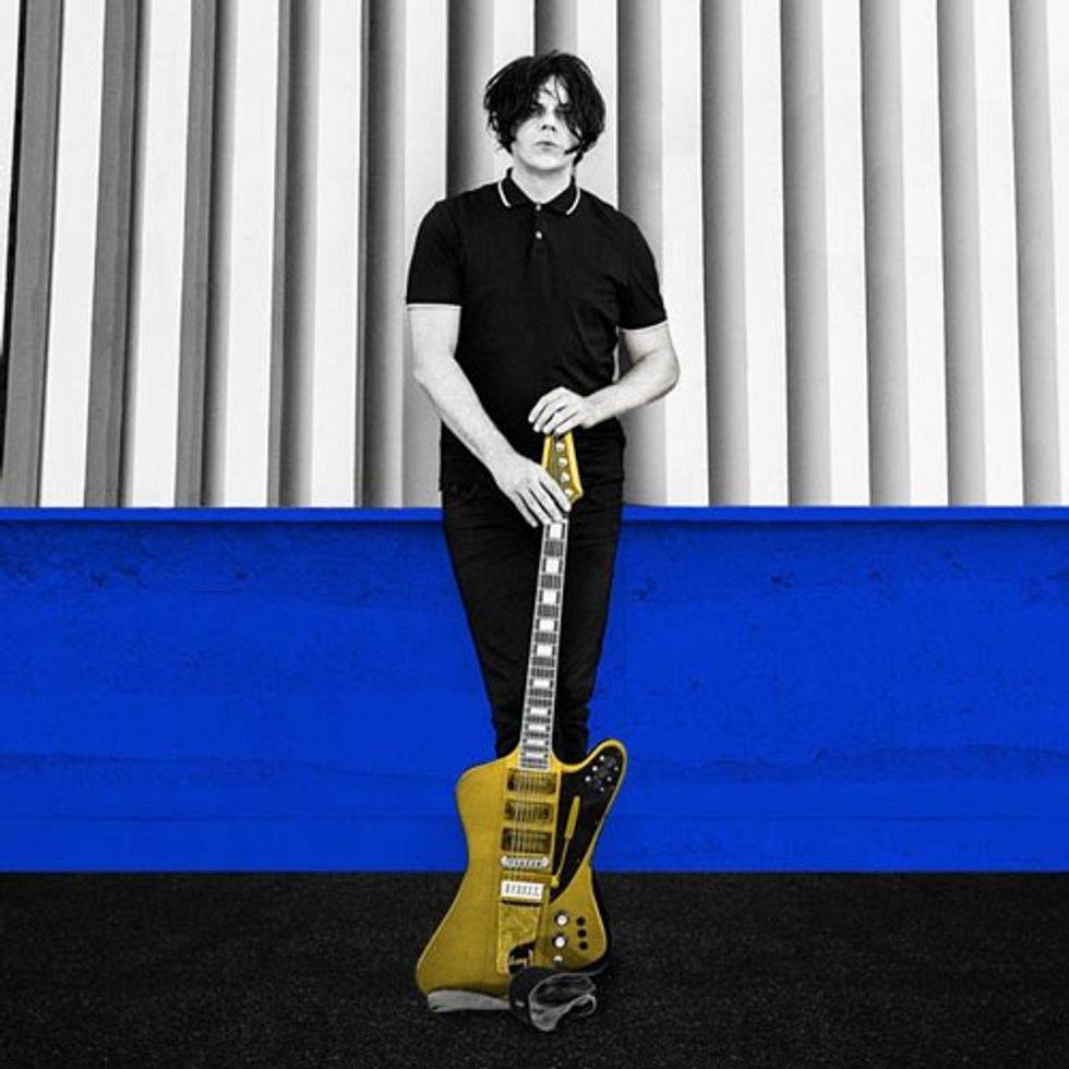 Third Man Records Presents 'Behind the Blue Series: Musical Origin Stories With Jack White' Video Series