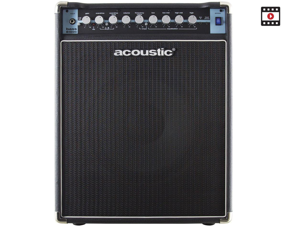 Acoustic B100C Review