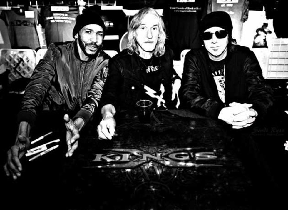 King's X to Release New Album in 2019 | Premier Guitar