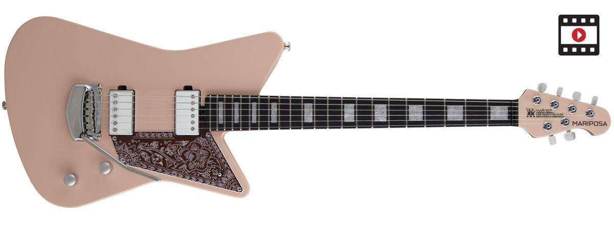 Ernie Ball Music Man Mariposa: The Premier Guitar Review
