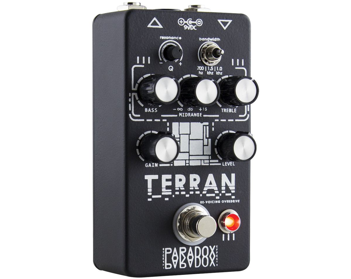 Paradox Effects Terran Review